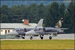 Aero L-39CM Albatros (Pavel Vanka) Tags: aero l39cm albatros l39 l39c slovakairforce slovakiaairforce smik siaf sliac lzsl airshow slovakia plane airplane aircraft spotting spotter jet fighter