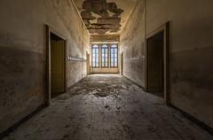 Blue Chapel Monastery - Abandoned in Italy