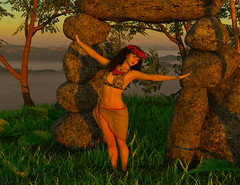 Welcome To My Island (Joseph Kravis) Tags: renderosity 3dart art model cgi render digital sculpting woman girl female pretty beautiful joseph people portrait second life blog blogger fashion portraits kravis photography sexy inspiredaily goodlife workhardpayhard 3dcharacter 3dmodel iray rendering digitalart