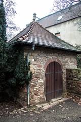 Tahara Haus - Rituelles Bestattungshaus (S. Ruehlow) Tags: worms rheinlandpfalz judentum jüdischerfriedhof jewishcemetery jewish jüdisch cemetery graveyard friedhof heiligersand