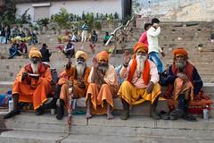 Coooool .... Bye India ! (Jacques GUILLE) Tags: gange bénarés fleuve hindouisme uttarpradesh varanasi गंगा वाराणसी inde in