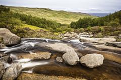 North Sannox Burn (TrotterFechan) Tags: arran sannox burn waterfall landscape rocks river