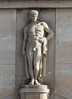 Hamburg (michael_hamburg69) Tags: hamburg germany deutschland hansestadt stadthausbrücke6 sculpture male skulptur sculptor bildhauer ludolfalbrecht