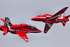 Red Arrows - RIAT 2014 (Airwolfhound) Tags: riat fairford redarrows hawk