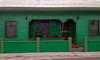 Casa Art Déco en madera/ Art Déco wooden house (vantcj1) Tags: patrimonio vivienda casa madera déco victoriano arquitectura verja portón flores farol puerta fachada pueblo caminata