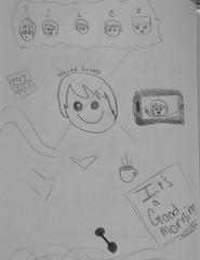 Sketches (Colorgirl58) Tags: ninjago sketches disney baymax