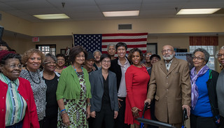 December 6, Visit to Model Cities Senior Wellness Center