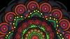Mandala_Stage_Neon (taras gesh) Tags: mandala rangoli hindu motiongraphics dacred geometry magic pattern videomapping videohive ornament ethno