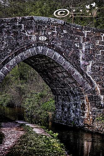 Cauldon Canal HDR