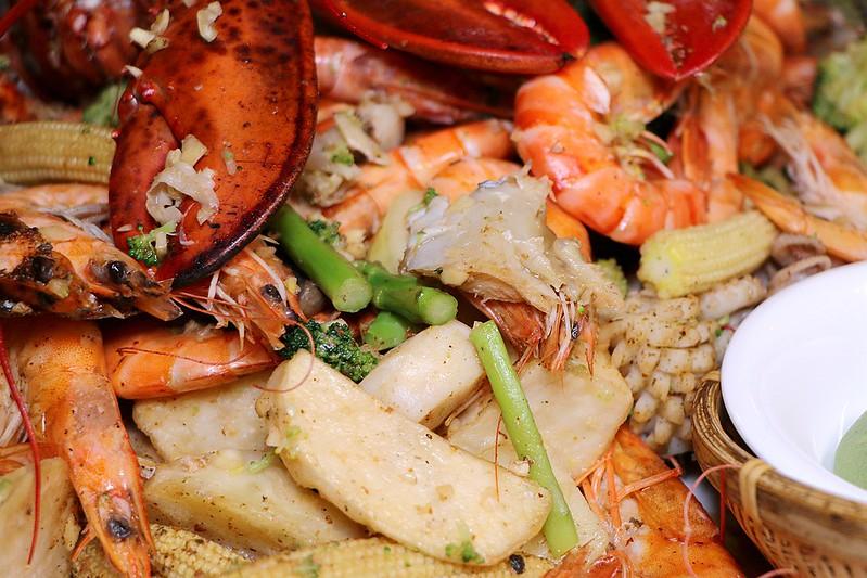 花漁新和風料理食材新鮮CP值高的日式料理44