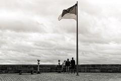 The look into the future (Nikonphotography D750) Tags: nuremberg sonyphotography sony sonyalpha nürnberg mittelfranken bayern dürerstadt noris streetphotography sonyalpha6500 ilce6500 schwarzweiss blackandwhite kaiserburg imperialcastle