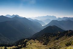 Mountains in blue (markus364) Tags: berge mountains horizont tirol tyrol alpen natur panorama österreich