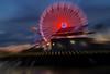 The Wheel...going crazy (ikiem2015) Tags: usa santamonica losangeles kalifornien california pacific park pacificpark pier beach crazy sonyalpha58 sony tamron