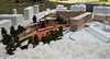 VALLE AURELIA URBAN SHOPPING MALL, Roma (ONEOFF) Tags: oneoff italy milano arch architecture architectural model maquette plastico 2016 cnc milling taglio laser cut rapid prototyping prototipazione rapida stampa 3d printing mdf nylon texture raster alberi verde trees green painted verniciatura verniciato valle aurelia urban