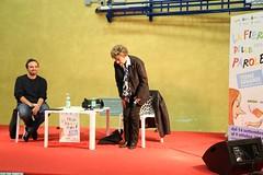 Dacia Maraini e Paolo Di Paolo