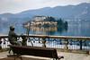 le peintre... (jackie bernelas) Tags: peintre italie ortasangiulio île lac lacdorta