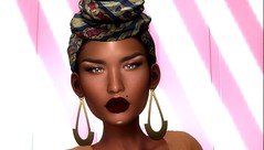 Black History Month Gallery At The Virtual Black History Museum- Skye (Bria Oceanside- Venomous Designs) Tags: avatar art abriannaoceanside black blackhistory blacklivesmatter virtualblackhistorymuseum virtual virtualreality africanamerican ethnic