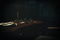 Private Investigator's Office (CalebBryant) Tags: sl secondlife madpea neworleans games mystery adventure