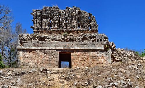 El Mirador temple, Sayil