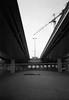 (Hugo Bernatas) Tags: delta 3200 ilford olympus xa2 analog film 35mm lille travel blackandwhite city street