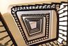 Chilehaus (michael_hamburg69) Tags: hamburg germany deutschland kontorhausviertel kontorhaus altstadt burchardstrase fritzhöger architektur architecture rchitekt architect 1924 backsteinexpressionismus brickexpressionism 20s tenstoryofficebuilding stairs treppe