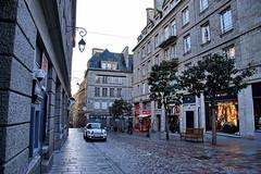Rue Porcon de la Barbinnais (Yuri Rapoport) Tags: 2015 saintmalo bretagne brittany france illeetvilaine