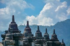 ... Borobubur ... (wolli s) Tags: borobudur indonesia java magelang temple jawatengah indonesien id nikon d7100