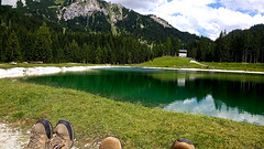 Break time ... (145124355) (Le Photiste) Tags: clay breaktime tirolaustria tyrolaustria austria ehrwalderalmsee1465mtirolaustria landscape water waterscape clouds mountains holidays summerholidayseason ferien vacances vacations ngc nature naturesprime rainbowofnaturelevel1red planetearthnature planetearth afeastformyeyes aphotographersview autofocus artisticimpressions blinkagain beautifulcapture bestpeople'schoice cellography motorolamotog creativeimpuls cazadoresdeimágenes digifotopro damncoolphotographers digitalcreations django'smaster friendsforever finegold fairplay greatphotographers giveme5 groupecharlie peacetookovermyheart hairygitselite ineffable infinitexposure iqimagequality interesting inmyeyes livingwithmultiplesclerosisms lovelyflickr myfriendspictures mastersofcreativephotography niceasitgets photographers prophoto photographicworld photomix soe simplysuperb saariysqualitypictures showcaseimages simplythebest thebestshot thepitstopshop transportofallkinds theredgroup thelooklevel1red simplybecause vividstriking wow yourbestoftoday ehrwaldaustria pause