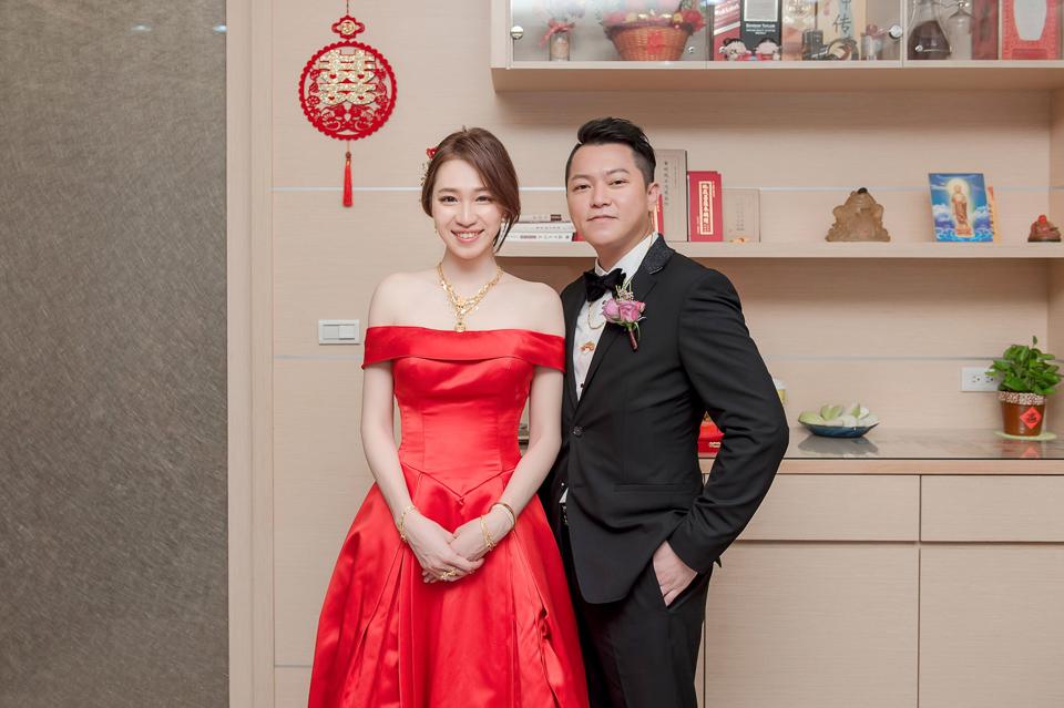 婚攝 高雄林皇宮 婚宴 時尚氣質新娘現身 S & R 035