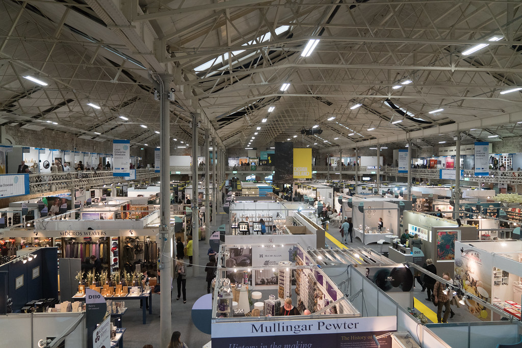 SHOWCASE IRELAND AT THE RDS IN DUBLIN [Sunday Jan. 21 to Wednesday Jan. 24]-136013