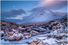 Dawn at The Black Mount