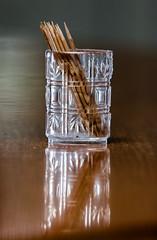 Toothpicks (vijay_chennupati) Tags: australia tasmania hobart toothpicks reflection sorell
