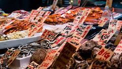 DSC_0039 (Adrian De Lisle) Tags: asia clams fish kyoto nishikimarket seafood shellfish kyōtoshi kyōtofu japan jp