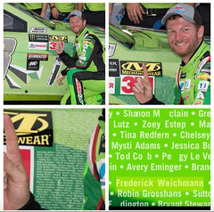 Dale Earnhardt, Jr., #88, Mountain Dew, (Picture Proof Autographs) Tags: daleearnhardt jr 88 mountaindew moviecarshollywoodcarshollywoodmovietvcarcarsdiecastnascarnhra nascar fred frederick weichmann picture proof autographs