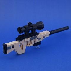 Fortnite BR: Bolt Action Sniper (BrickinNick) Tags: lego fortnite battle royale br bolt action sniper weapon