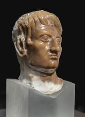 Retrato de Augusto (Á. M. Felicísimo) Tags: romano