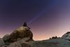 El hombre que soñaba con las estrellas. (Amparo Hervella) Tags: embalsedevalmayor comunidaddemadrid españa spain estrella hombre lightpainting noche nocturna largaexposición d7000 nikon nikond7000 comunidadespañola