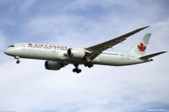 Air Canada Boeing 787 Dreamliner C-FGDT (HistoricAir) Tags: historicair vancouverinternationalairport yvr cyvr boeing 7879 dreamliner cfgdt ac12 taiwan taipeitaoyuanairport tpe richmondbc canada