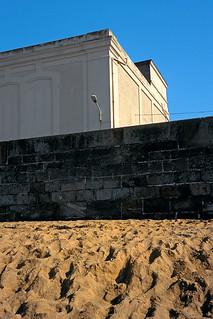 Saint-Malo, la grande plage du Sillon