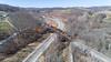 Southview, PA (benpsut) Tags: gp35 montourtrail southview wle wlerooksub we we104 westlandbranch railroad trains drone photography aerial dji phantom 4 pro