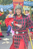 IMG_9335 (Catarina Lee) Tags: lunarnewyear disney disneyland dca dancer character mulan mushu performer drums paradisepier californiaadventure