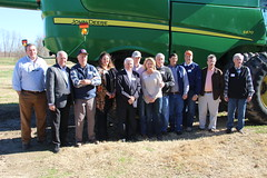 USDA Secretary Sonny Perdue visits West TN farm