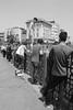Galata Bridge, Istanbul. IMG_0948 (yalcin_savas) Tags: canon eosm fd 5l 2035mmf35l blackandwhite bw monochrome street people istanbul turkey
