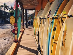 """surf and sea"" surf shop. (howard-f) Tags: iphone iphoneography iphone7 iphone7plus hawaii oahu vsco vscocam vscogrid hawaiian northshoreoahu northshores haleiwa haleiwatown surftown surfboards perspective boards surfsup gnarlydude surfandseashop surfnsea lazysun surfshop"