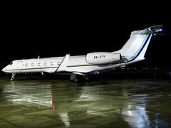 TV Azteca | Gulfstream Aerospace G-V-SP Gulfstream G550 | XA-ZTK (Bradley at EGSH) Tags: g550 nwi egsh norwich norwichairport saxon saxonair gulfstreamg550 gulfstreamaerospacegvsp mexico mexican tvazteca night nightphotography nightphotos aircraftatnight xaztk