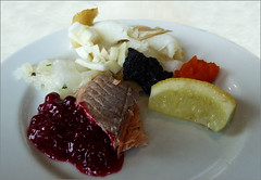 Freitag ist Fischtag / Friday is fish day (ludwigrudolf232) Tags: fisch kaviar