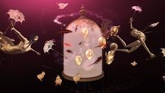Inside an Aquarium/ Dentro de um aquário (LuisaRoseSecondLife) Tags: aquário aquarium eve whowhat catwa secondlife slphotography photography snapshot virtuallife virtualworld lindenlabs metaverse vitualphotograhy maitreya maitreyabody liberdade freedom philosophy filosofia
