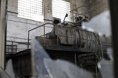 Továrna12 (Marek Hlaváč) Tags: urbex czech factory building tank glass canon eos 6d ef20mm f28 usm