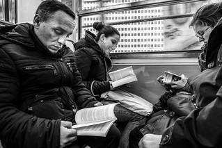 Readers on wheels
