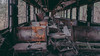 The Ghost Train (Andrew G Robertson) Tags: abandoned chernobyl pripyat train ukraine nuclear atomic derelict